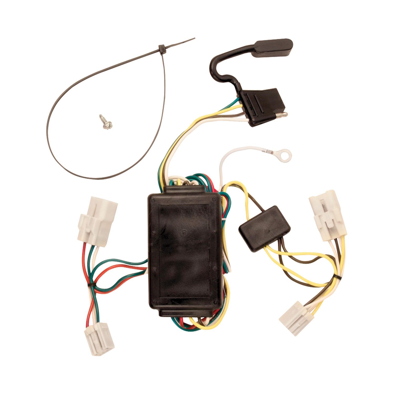 Swell Tekonsha 118386 Trailer Wiring Connector T One 4 Way Flat Wiring 101 Ferenstreekradiomeanderfmnl