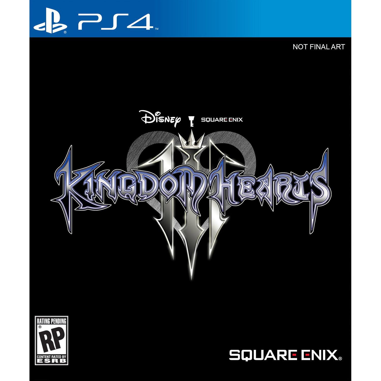Image of Kingdom Hearts 3 (PS4)