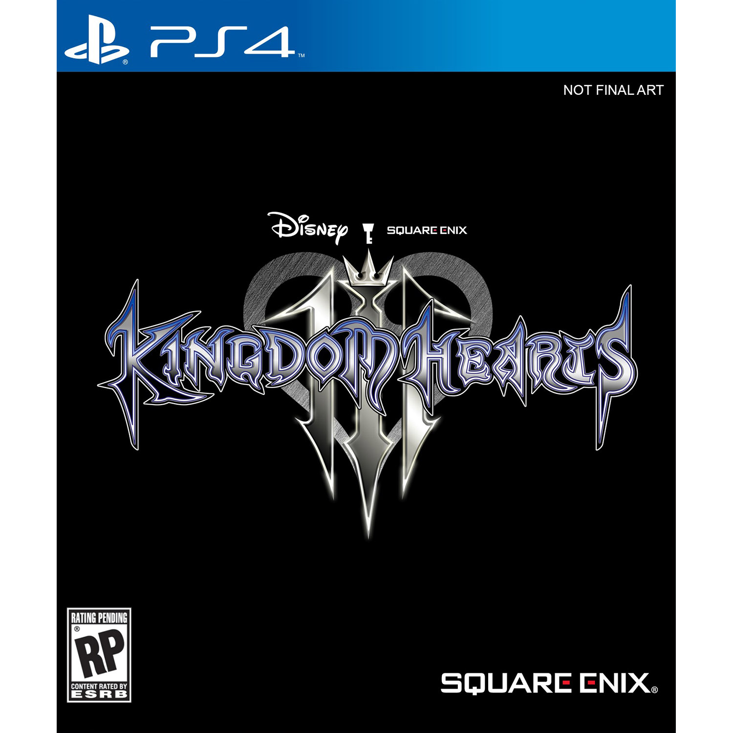 Kingdom Hearts 3, Square Enix, PlayStation 4, 662248915050