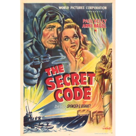 The Secret Code POSTER Movie Mini Promo - Go Minis Promo Code