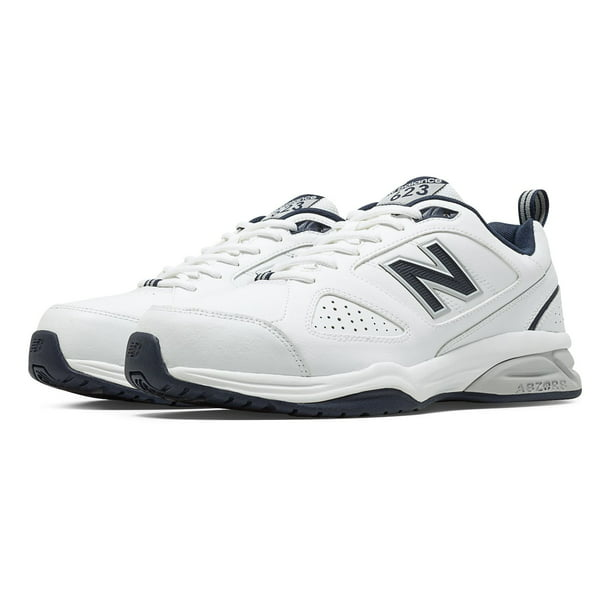 New Balance - New Balance Men's 623v3 Shoes White with Navy ...