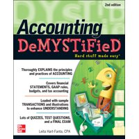 Demystified: Accounting Demystified, 2nd Edition (Paperback)
