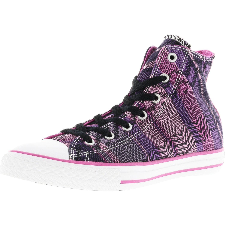 Converse Girl's Chuck Taylor Hi Dahlia / Black Ankle-High...