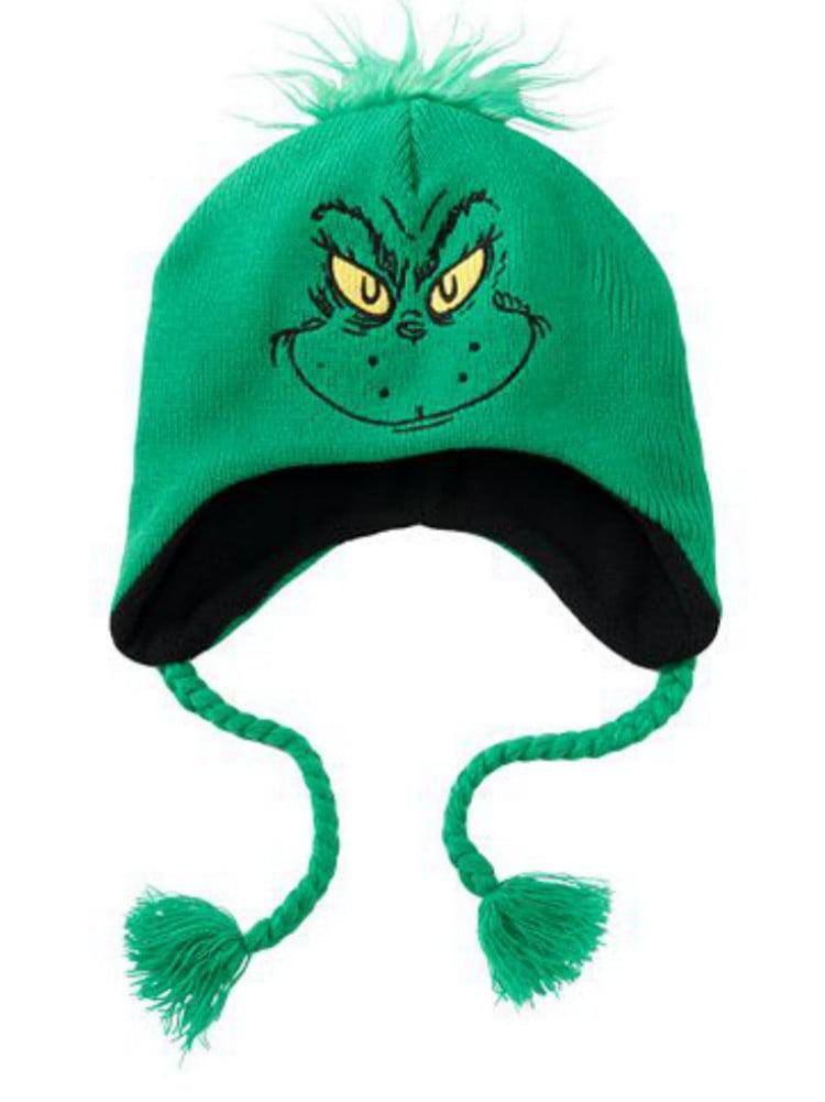 Grinch Inspired Hat