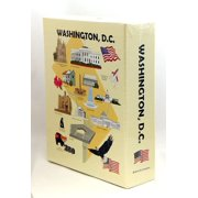 Washington D.C. Embossed Photo Album 200 Photos / 4x6