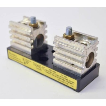 New Cooper Bussmann T60400-1C Fuse-block 400 Amp 600V Class T Fuse Block NNB