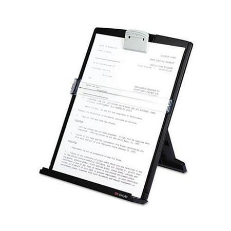 3M Desktop Document Holder MMMDH340MB