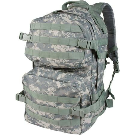 61e28e323f ACU Digital Camouflage Premium Backpack - Walmart.com