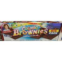 Little Debbie Big Packs 2 Boxes of Snack Cakes & Pastries (Cosmic Brownies)
