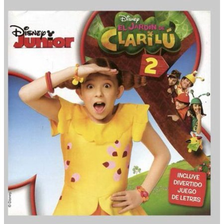 El Jardin De Clarilu 2 - El Jardin De Clarilu 2 [CD] - Decoracion De Halloween Para El Jardin