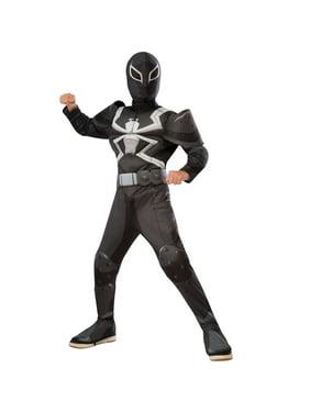 Marvel Deluxe Venom Costume for Kids