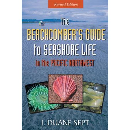Beachcombers Guide To Marine Life Of The Pacific Northwest