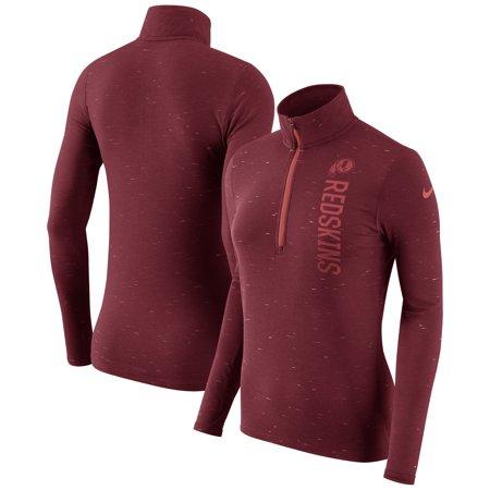 f05fde6d0 Nike - Washington Redskins Nike Women s Element Half-Zip Wordmark ...