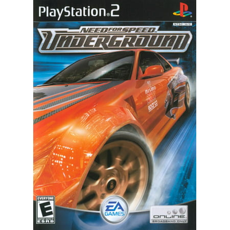 Need for Speed: Underground - PS2 (Refurbished)