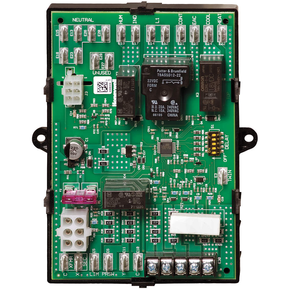 Honeywell Fan Blower Control, 24V ST9120U1011
