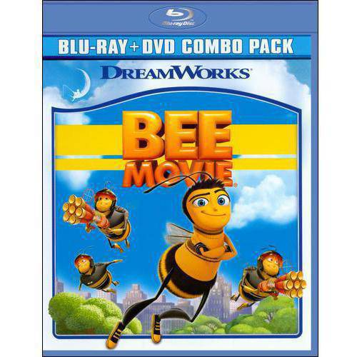 Bee Movie (Blu-ray   DVD) (Widescreen)