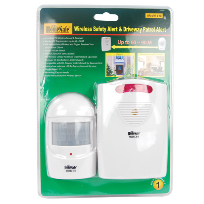 Safety Technology DW-ALARM Drive Way Alarm
