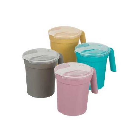 Pitcher Plastic Gold 28Oz - Item Number H222-05 - 1 Each / Each - Small Plastic Pitcher