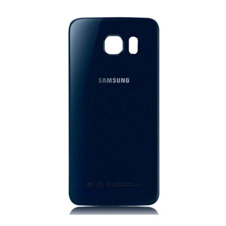best service 050b9 9b6c9 Samsung Galaxy S6 Edge Back Cover Glass Battery Door - Blue