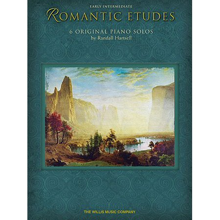 Romantic Etudes : National Federation of Music Clubs 2014-2016 Selection Early Intermediate Level - National Arts Club Halloween