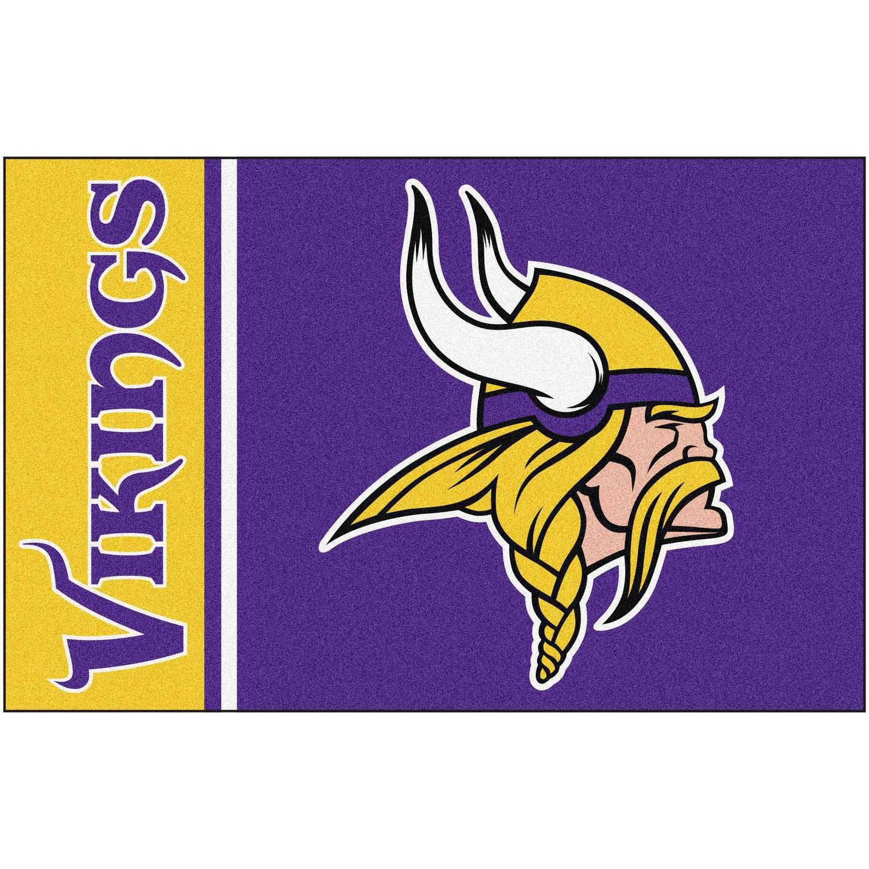 NFL Minnesota Vikings Starter Mat