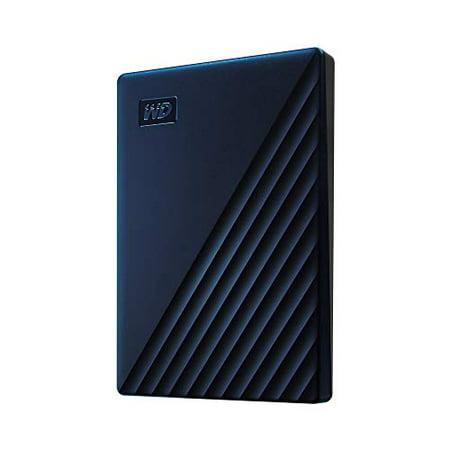 Western Digital 2TB My Passport for Mac Portable External ...