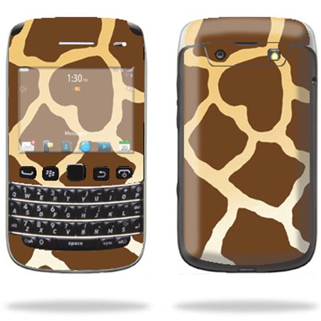 Black Giraffe Skin (Mightyskins Protective Skin Decal Cover for Blackberry Bold 9790 Cell Phone wrap sticker skins)
