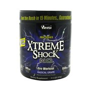 Advanced Nutrient Science Intl Extreme Shock, Grape 0.9 lbs
