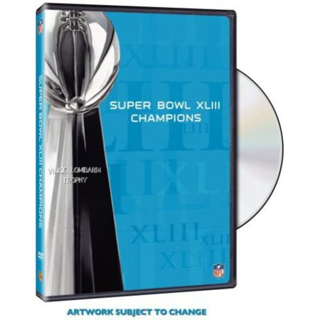 NFL Super Bowl XLIII Champions: Pittsburgh Steelers (Widescreen)