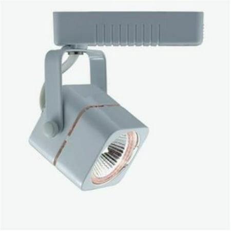 Voltage Track Lighting Fixture - Mini Deco 102 Series Low Voltage Track Light Fixture, 50 Watt, White Finish