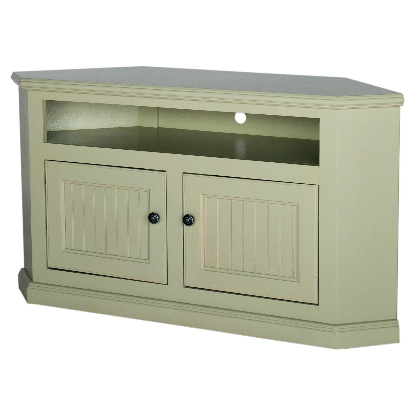 Eagle Furniture Coastal 40 in. Corner TV Stand