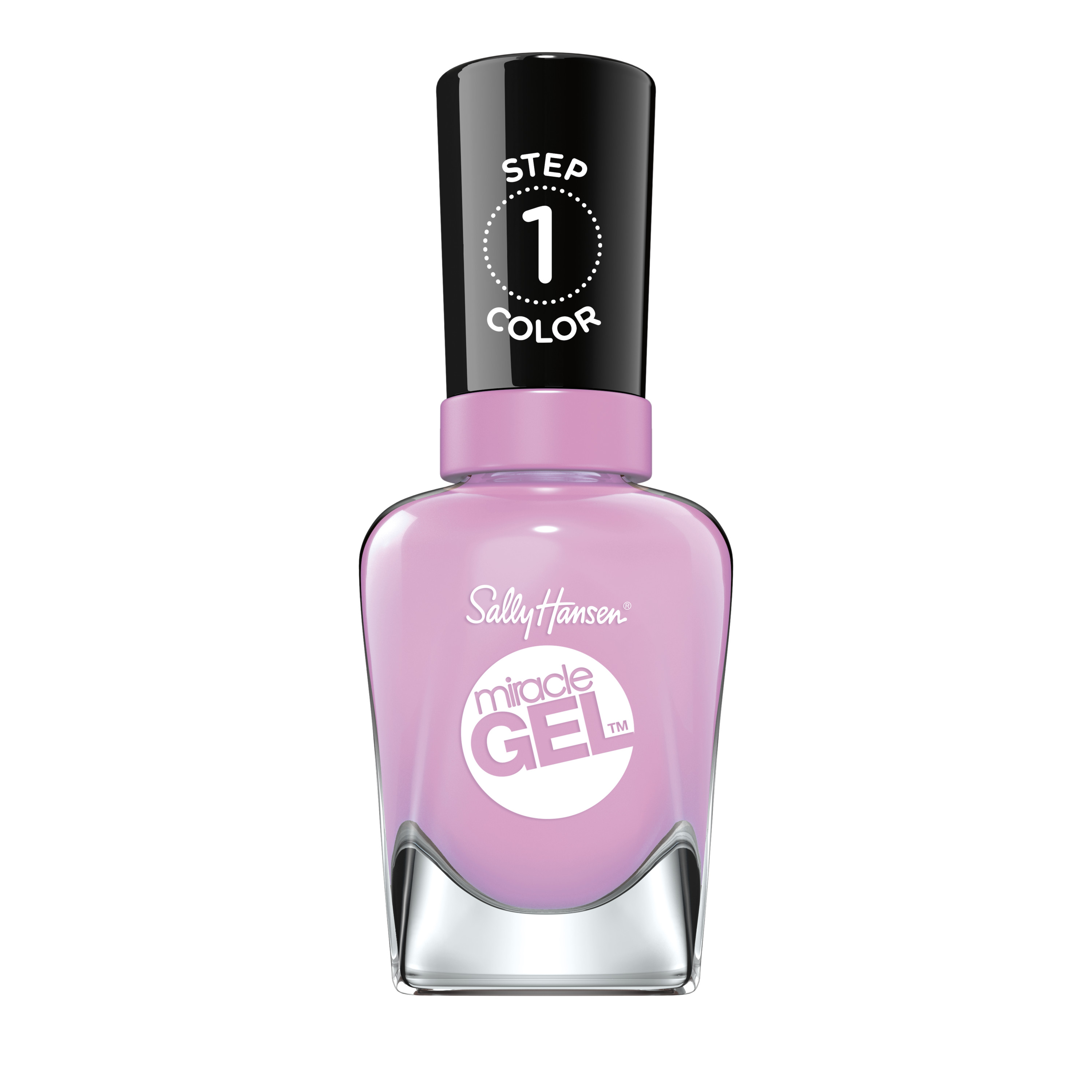 Sally Hansen Miracle Gel Nail Polish - 534 Orchid-Ing Aside - 0.5 fl oz