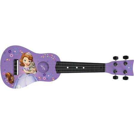 First Act Disney Sofia The First Mini Guitar, Purple