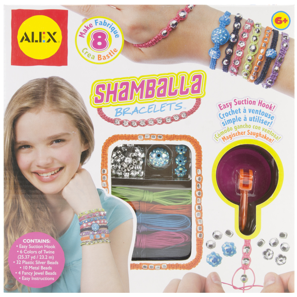 ALEX Toys Do-it-Yourself Wear Shambala Bracelets