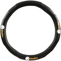 Deals on Northwest NFL Steelers Steering Wheel Cover