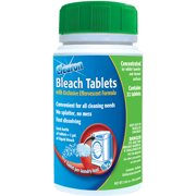 Clearon Bleach Tablets, 32 count, 5.64 oz