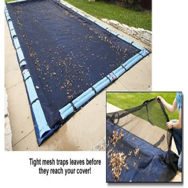 Arctic Armor Leaf Net for 16ft x 32ft Rectangular In-Ground Pools