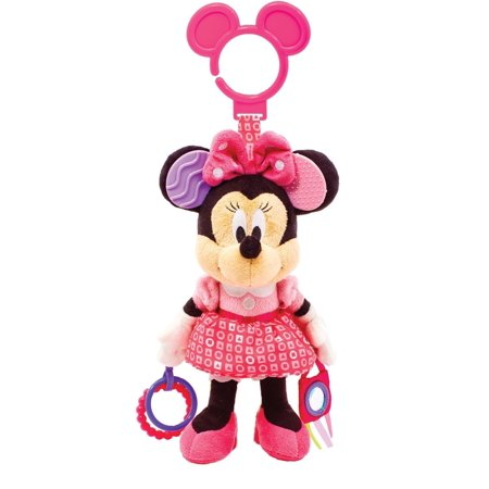 Disney Minnie Mouse Activity Toy Soft Textures For Satisfying