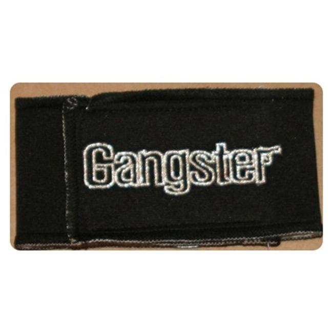 Hip Doggie HD-10BGBB-M Medium Gangster Bellyband