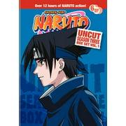Naruto Uncut: Season 3, Volume 1 (DVD)