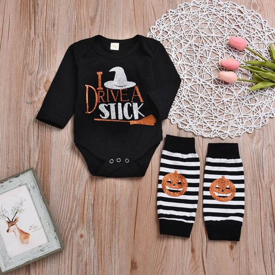 5a0974cf9478 Mosunx - Mosunx Toddler Baby Girls Boys Letter Romper Leggings ...