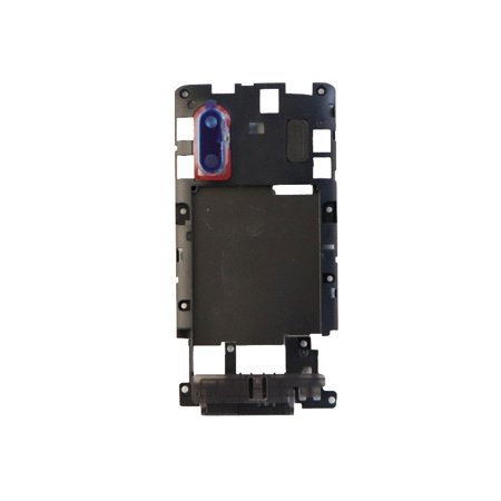 Rear Housing Frame for HTC EVO Design 4G LTE ADR6285 - Black (Htc Evos)