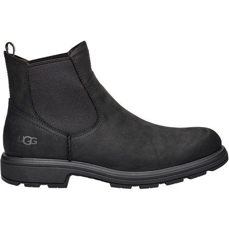 UGG Men's Biltmore Chelsea Waterproof Winter Boots, Black, 10 ()