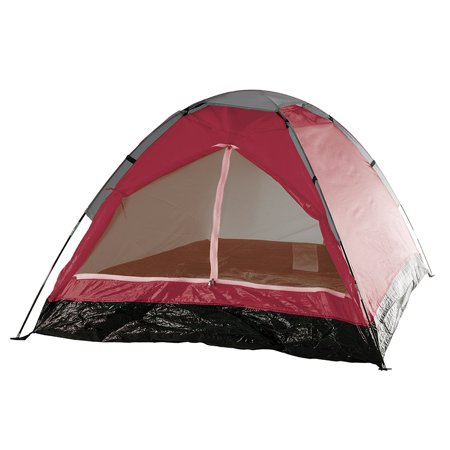 Two Person Tent Wakeman Outdoors Brick Red..., By Happy Camper Ship from - Outdoors Campers