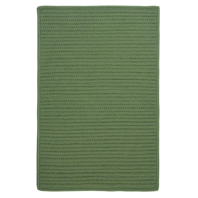 Colonial Mills Simply Home Moss Green Solid Indoor/Outdoor Area Rug