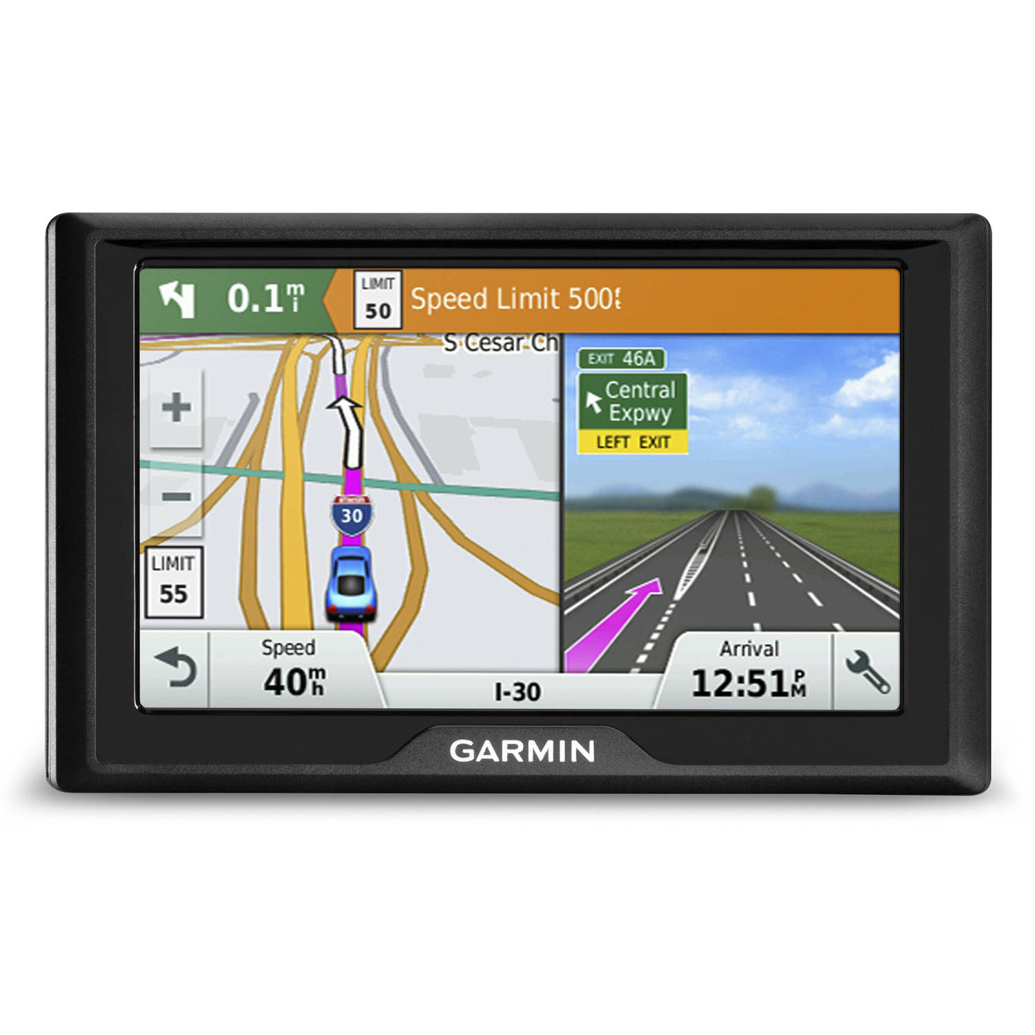 What is GPS navigator 23