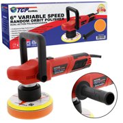 """Best Polishers - TCP Global 6"""" Variable Speed Random Orbit Dual-Action Review"""