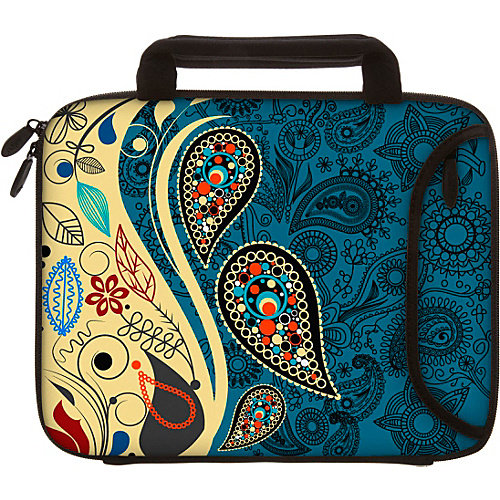"Designer Sleeves 8.9""-10"" Tablet/ iPad Sleeve with Handles"