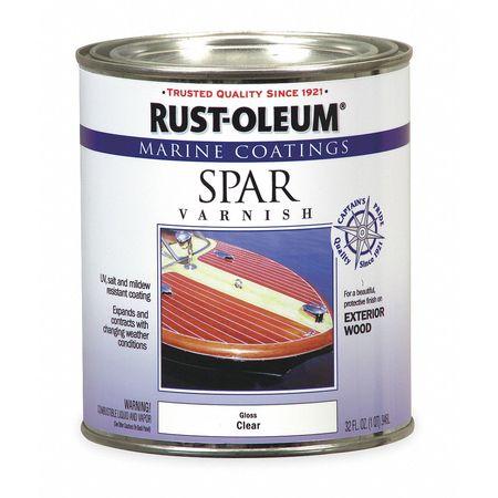 Rust-Oleum Marine Spar Exterior Varnish