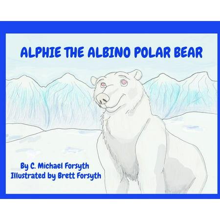 Alphie the Albino Polar Bear (Hardcover)